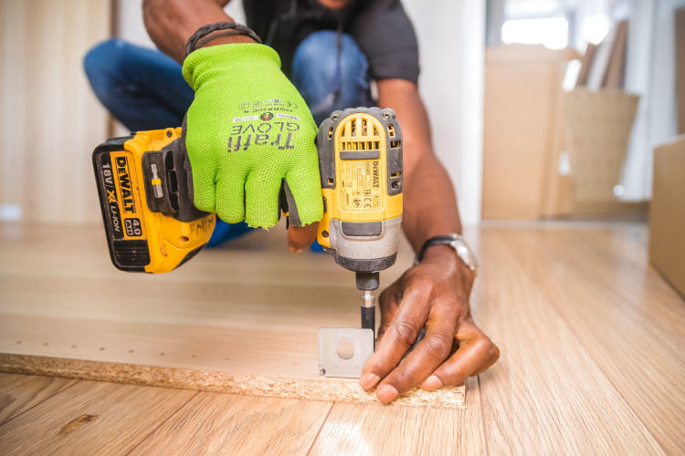 Service Technicion Cum Handyman