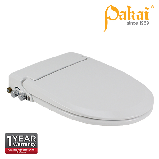 Pakai  Joywash  Polypropylene Soft Close Bidet Toilet Seat